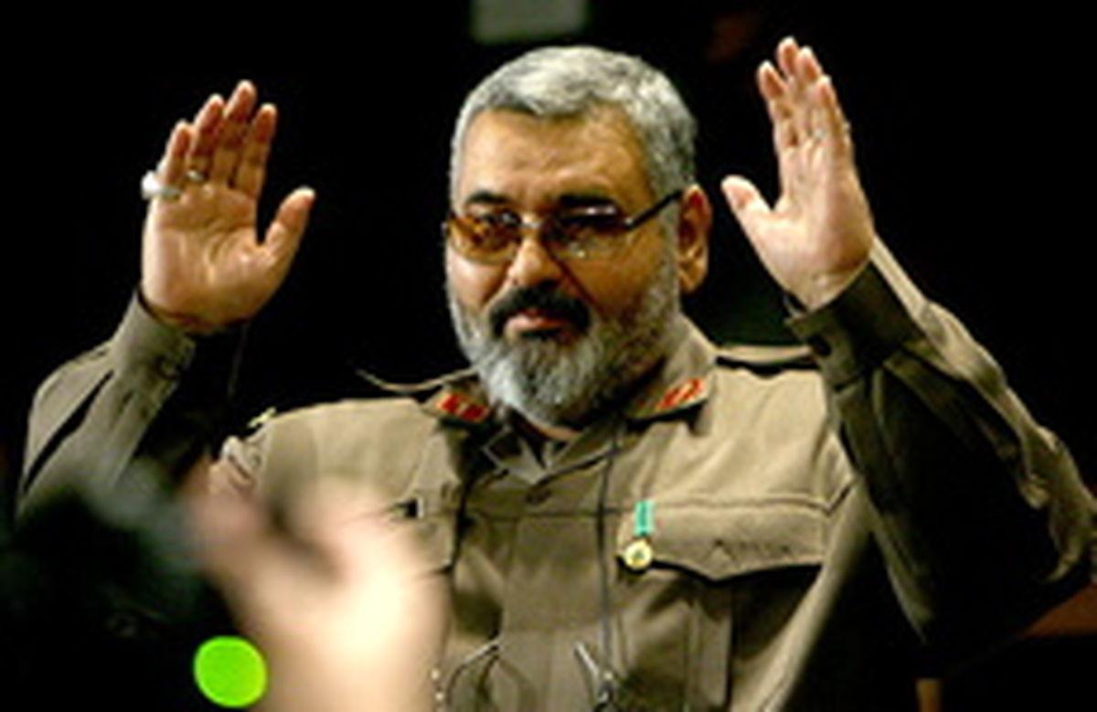 وزیر امور خارجه درگذشت سرلشکر فیروزآبادی را تسلیت گفت